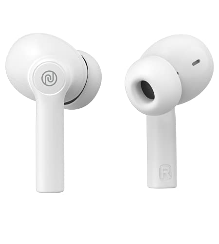 Noise Buds VS103 - Truly Wireless Earbuds with 18-Hour Playtime, HyperSync Technology, Full Touch Controls and Voice Assistant (Pearl White)