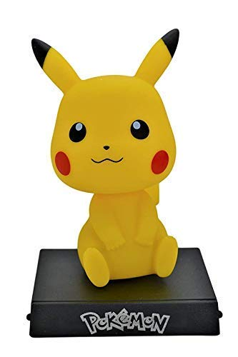 Allure Auto® bobblehead Marvel Avangers Pikachu Toys Action Figure and Car Dashboard Interior Accessories for Maruti New Baleno