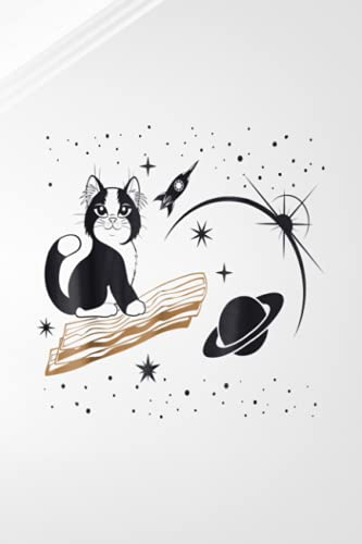 Scuba Diving Notebook - Cat in Space Riding Bacon Kit.ty Kitteh.pdf