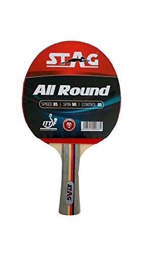 Stag Table Tennis Bat - All Round