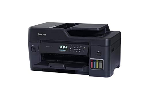 Brother MFC-T4500DW All-in-One Inktank Refill System Printer with Wi-Fi and Auto Duplex Printing