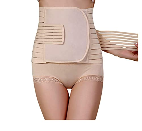 NUCARTURE Pregnancy belts after delivery c section corset, post maternity belt support for women normal delivery abnormal Postpartum Waist Tummy Body Shaper(80-110cm).