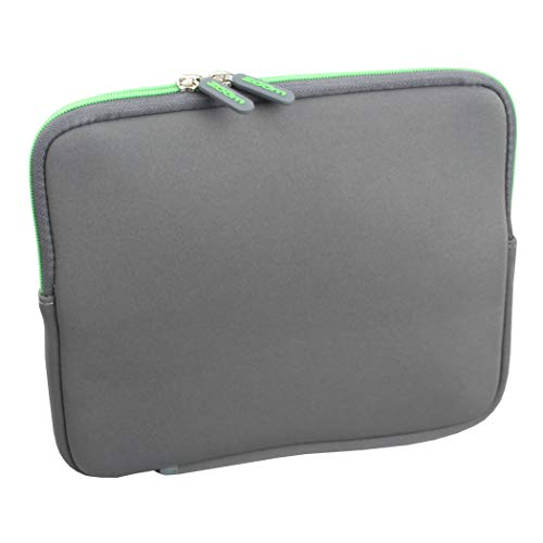 VRT Carrying Case Cum Stand for 10-inch iPad/Android Tablets (Grey)