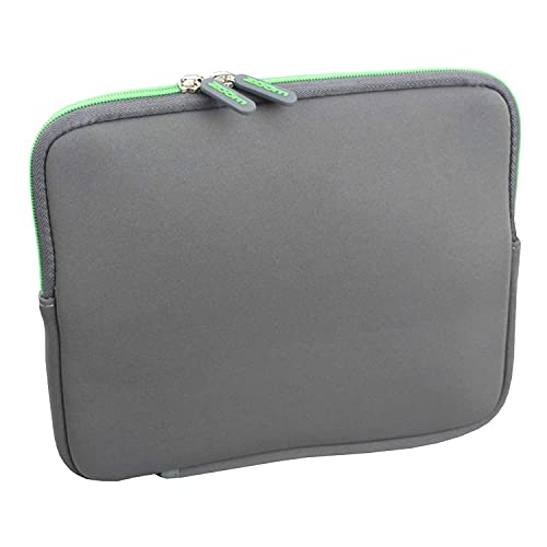 NEERAK Carrying Case Cum Stand for 10-inch or More iPad/Android Tablets (Grey)