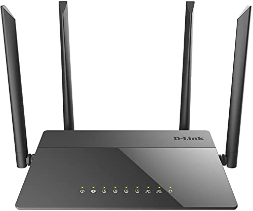 D-Link DIR 841 AC1200 MU-MIMO Wi-Fi Gigabit Router with Fast Ethernet LAN Ports