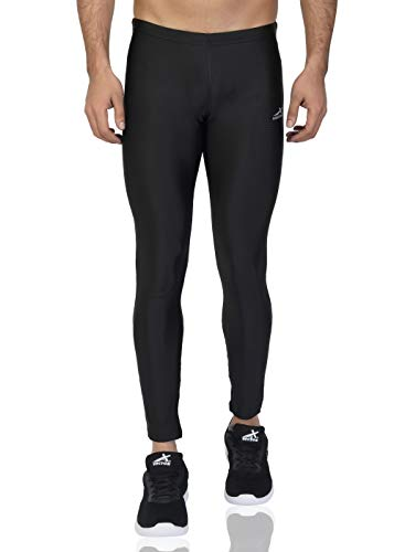 Vector X COMBAT-002 Unisex Adults Compression Base Layer Tight Pant (Black)