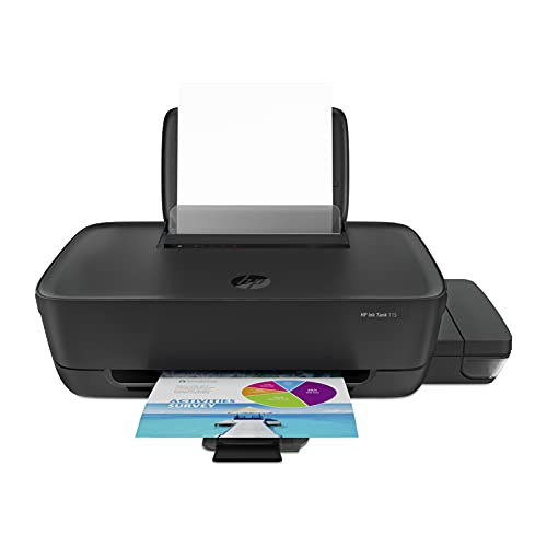 HP 115 Color Single Function Ink Tank Printer, per Page (10p for B/W and 20p for Colour)