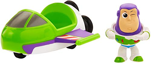 Toy Story Mini Buzz Lightyear and Spaceship