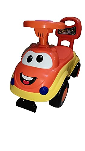 Magic Rider Push-Car Ride-On for Kids with Music 1-3 Years