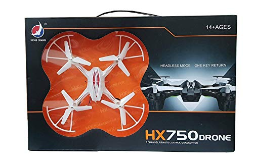 Ad Creative Hx-750 Rc Flying Radio Remote Controlled Drone Without Camera(Multicolor)