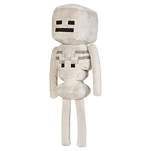 Minecraft 12' Skeleton Plush with Hang Tag Stuffed Toy
