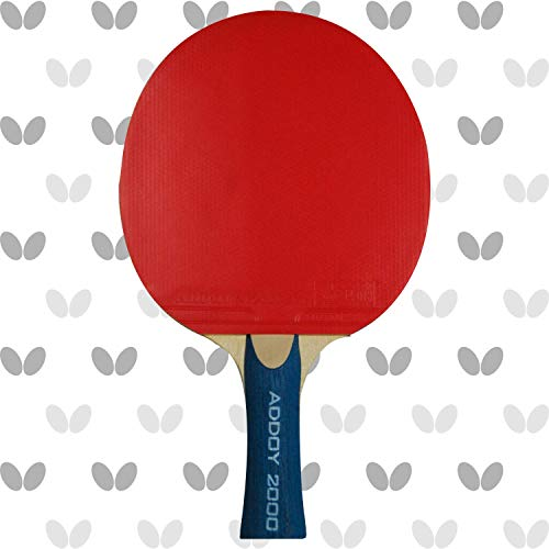 Butterfly Addoy Table Tennis Racket - ITTF Approved Ping Pong Paddle