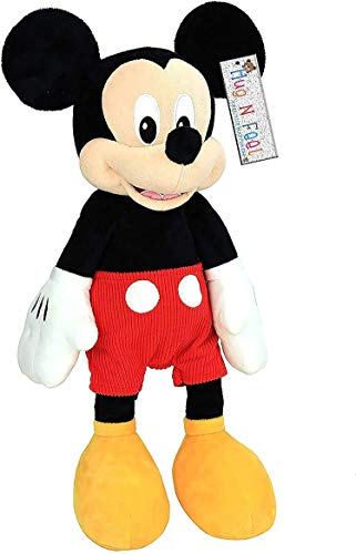 CLICK4DEAL Mickey Mouse Stuffed Soft Toy for Kids Multicolour, 52 cm cheracter Toy