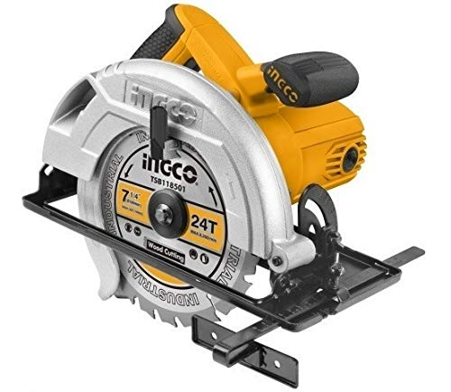 INGCO POWERTOOLS & HANDTOOLS Corded Electric Saw, With Blade And Carbon Brushes With 1 Set Extra Carbon Brushes