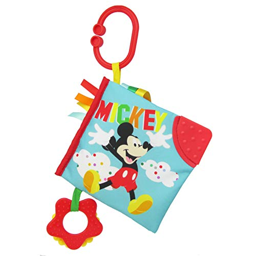 Kids Preferred Soft Book, Mickey Mouse