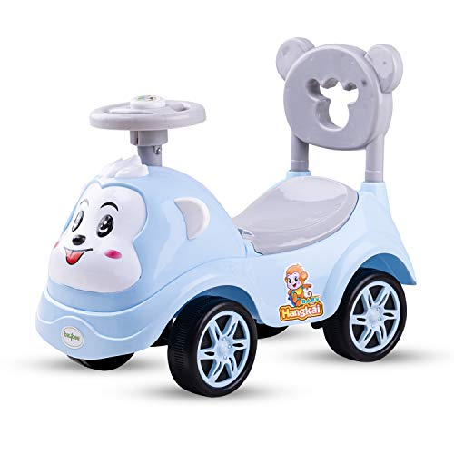 Baybee Baby Ride on/Kids Ride on Toys - Kids Ride On Push Car for Children Kids Toy Baby Car Suitable for Boys & Girls 1 - 3 Years(Blue)