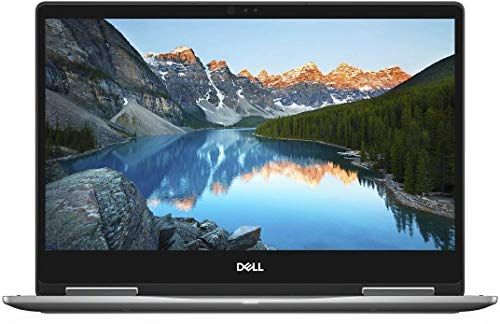 Dell Inspiron 7373 Intel Core i7 8th Gen 13.3 inches FHD Touchscreen 2-in-1 Thin and Light Full HD (1920 X 1080) Business, Laptop (16GB/512GB SSD/Windows 10 Home/MS Office/Silver/1.63Kg)