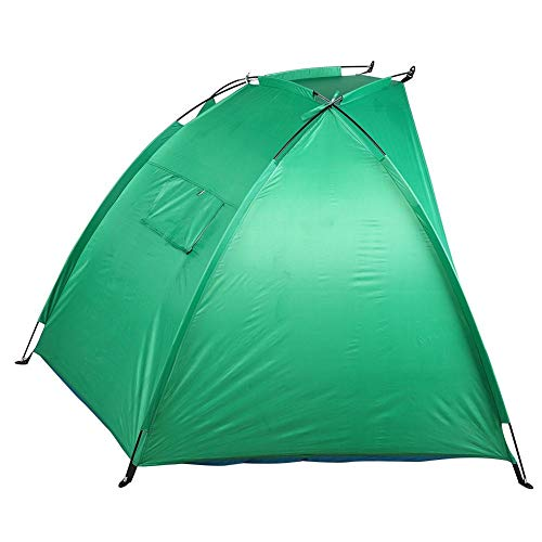 Fishing Tent, Beach Sunshade Tent, Single Layer Portable Quality for Fishing Camping