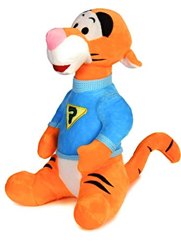 QBIC Soft Plush Toys for Kids,Cute and Cuddly Favourite Animal and Cartoon Character Soft Plush Toys (Tiger)
