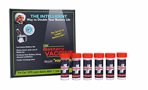 BATTERY BOOSTER Battery Vaccine for Car