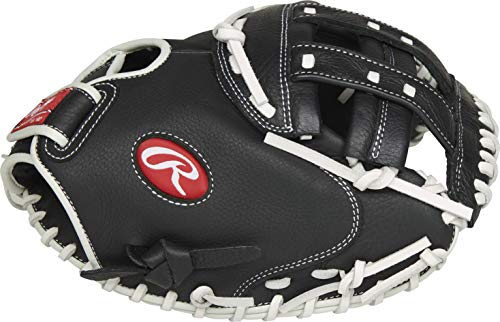 Rawlings Shut Out Series Youth Softball Catchers Glove, 32.5 inch, Mod Pro H Web, Right Hand Throw