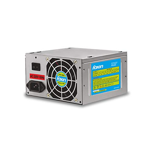 Foxin FPS-500S 200 Watt 12 Volt SMPS with 20+4 Pin Connector