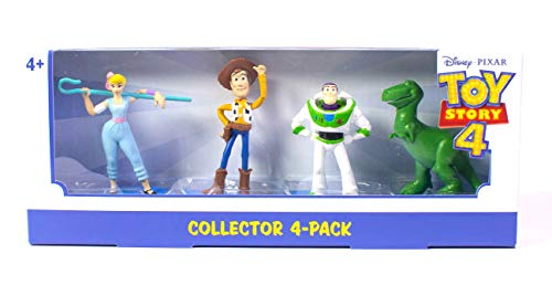 Mattel Toy Story 4 - Collector's Edition (4 Pack)