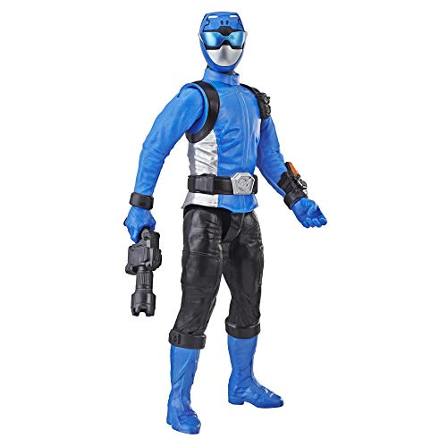 Power Rangers Beast Morphers Blue Ranger 12-inch Action Figure Toy Inspired by the Power Rangers TV Show