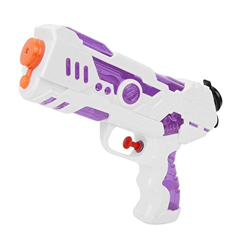 Children Water Gun, High Capacity Long Range Super Soaker Blaster Water Guns Durable Shooting Party Summer Swimming Pool Beach Sand Outdoor Water Fighting Play Toys for Kids Adults Boy Girl(Purple)