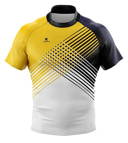 Triumph Custom Rugby Jersey for Men Size L