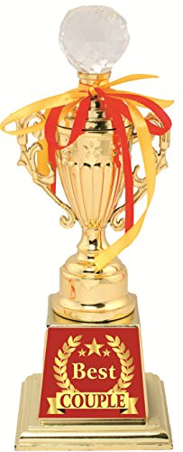 AARK INDIA ABS Best Couple Trophy Award (Gold)