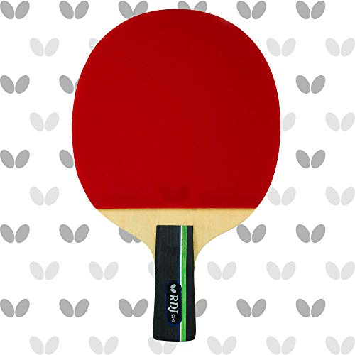 Butterfly RDJ Cs1 ITTF Approved Ping Pong Paddle Great Spin Speed & Control Table Tennis Racket