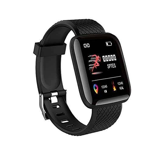 YOKRYO YSW Bluetoth Wireless Smart Watch Fitness Band for Boys, Girls, Men, Women & Kids | Sports Watch for All Smart Phones I Heart Rate and BP Monitor