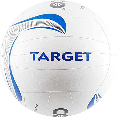 Cosco Target Rubber Volleyball, Size 4 (Multicolour)