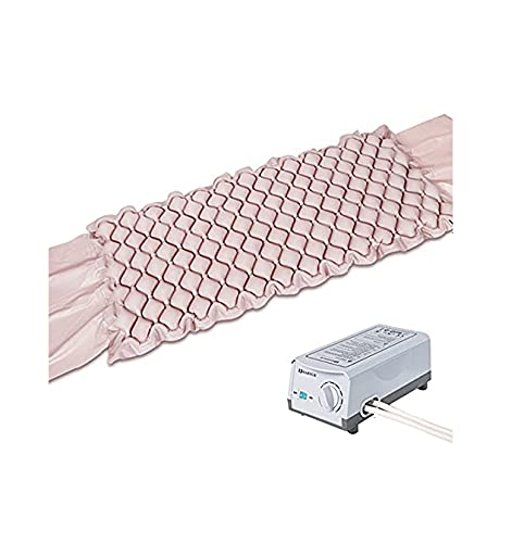 OTICA HEALTH TOUCH MEDICAL AIR BED ANTI DECUBITUS HOSPITAL AIR BED WITH ALTERNATING PRESSURE PUMP AND MATTRESS