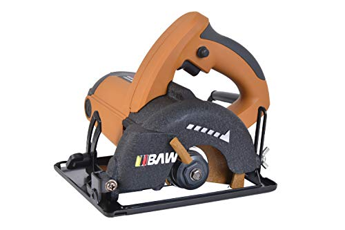 BMB AC/DC Circular Saw/Marble Cutter With 110mm Cutting Blade