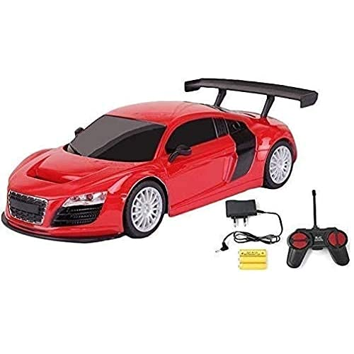 TEMSON RE-Chargeable Racing Car for Kids with Remote Control Car Toy for Kids (Assorted Color)