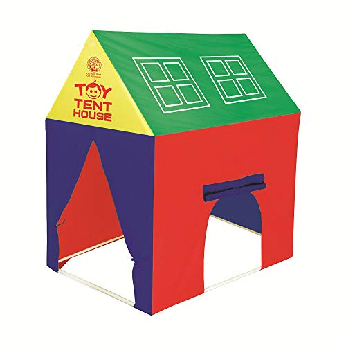 RATNA'S Premium Quality Toy Tent House for Kids.Pretend Play Foldable Tent House for Indoor AS Well AS Outdoor Play