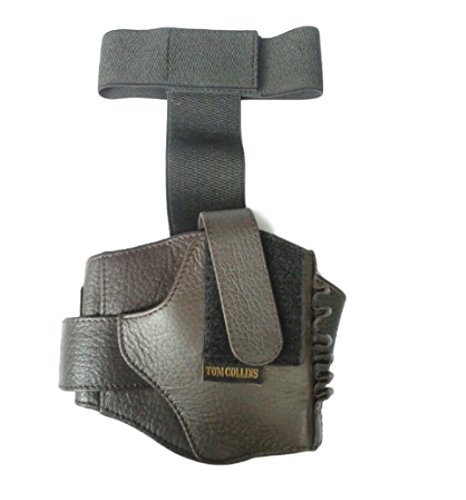 Tom Collins_High Qualty 32 Bore Revolver & Pistol Ankle Holster