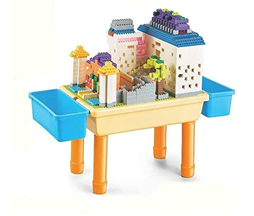 Brainbox Games My Build �N Learn Table   Sand and Water Table
