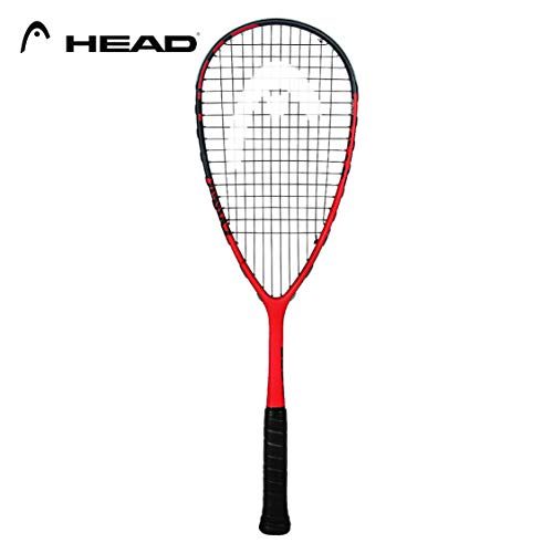 HEAD Squash Cyber Tour Racquet | Ideal for Men, Women and Adult Kids