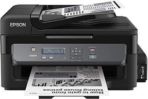 Epson M200 All-in-One, Monochrome Ink Tank Printer
