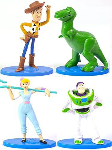 Mattel Toy Story 4 - Collector 4 Pack Edition …, Multicolour