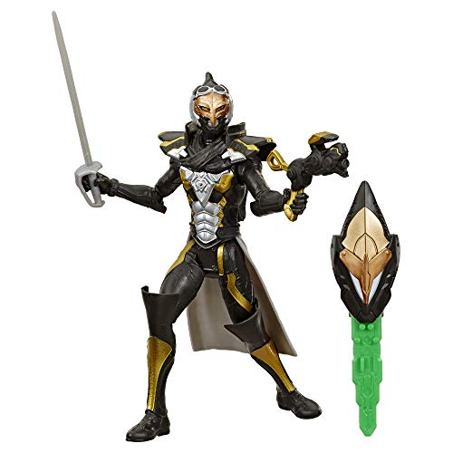 POWER RANGERS Beast Morphers Cybervillain Robo Blaze 6-inch Action Figure Toy inspired by the TV Show