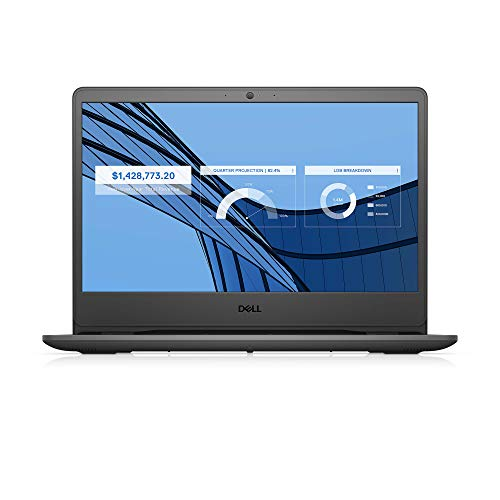 Dell Vostro 3400 14 inch (35.5 cm) FHD Display Laptop (11th Gen i3-1115G4 / 8GB / 1TB HDD / Integrated Graphics / Win 10 + MSO / Accent Black) D552175WIN9BE
