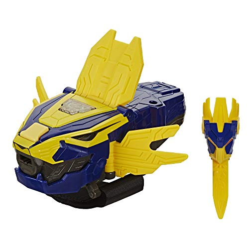 POWER RANGERS Beast Morphers Beast-X King Morpher Electronic Roleplay Toy Motion Reactive Lights and Sounds