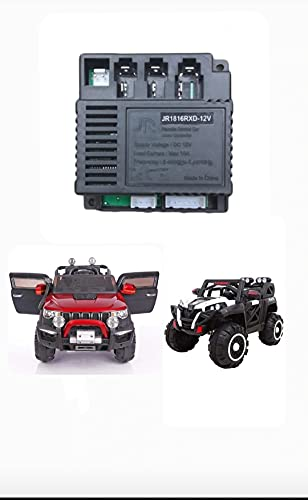 · Royal Toys JR-1816RXS-12V Children's Electric Ride On Car-Jeep Receiver, Circuit Board