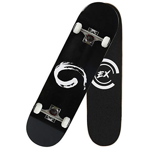 Pro Skateboards 31' X 8' Standard Skateboards Cruiser Complete Canadian Maple 8 Layers Double Kick Concave Skate Boards (DYS-SKATE-019)