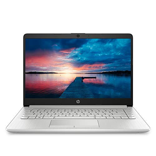 HP 14 10th Gen Intel Core i5 Processor 14' (35.56cms) FHD Laptop with Built-in 4G LTE (8GB/256GB SSD + 1TB HDD/Windows 10/MS Office 2019/Natural Silver/1.51kg) 14s-er0003TU