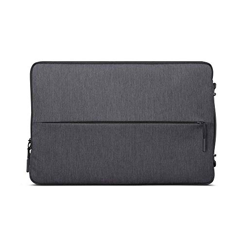 Lenovo 13-inch Laptop Urban Water-Resistant Sleeve Case with Extendable PU Handle